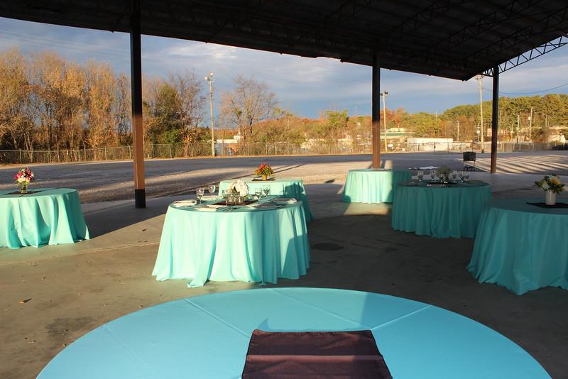 Pelham Event Center