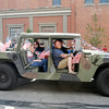 Don Knight   The Herald Bulletin<br /> Pendleton's Independence Day Parade on Friday.