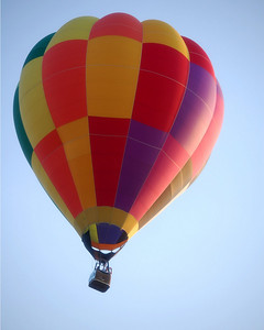 Pennington Hot Air Balloon Championship 2010