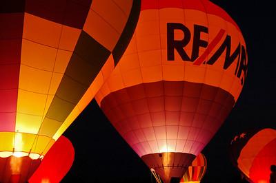 Pennington Hot Air Balloon Championship 2009