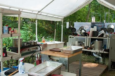 Kindred's Kitchen Setup