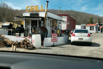 Drive Thru Grill