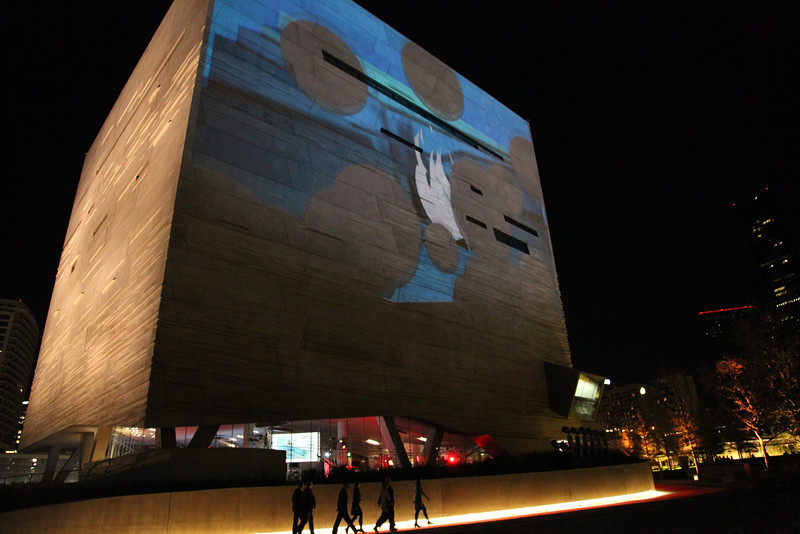 Perot Museum Opening - Projection - 365