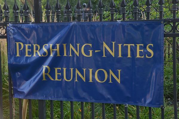 Pershing High School Reunion 2014