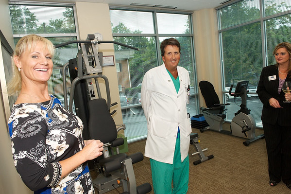 Open House for Dr. Gregory Simone's Personalized Cardiology.