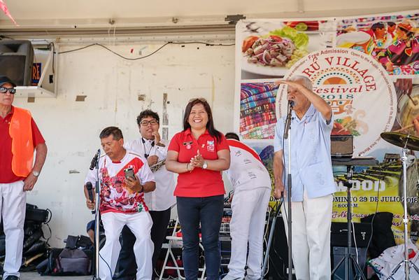 Peru Village Los Angeles - Festival 2018