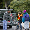 <b>Pet Amnesty Day, January 14, 2012</b> Dave Conley helps a critter on its way to a new home