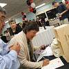 Jose and Delia are delighted to bid on their favorite wine at the Boys and Girls Club of Marin and Southern Sonoma Counties held on Saturday, January 25 2014