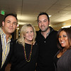 AAron Jonas, Cary Leigh Dacy, Will and Jennifer Soper at the Boys and Girls Club of Marin and Southern Sonoma Counties held on Saturday, January 25 2014