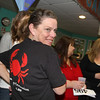 Gisele Rue rocks her vintage Crab Feed shirt at the Boys and Girls Club of Marin and Southern Sonoma Counties held on Saturday, January 25 2014