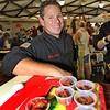 Novato Fire Department at The Great Petaluma Chili Cookoff, Salsa and Beer Tasting held at Herzog Hall in the Sonoma-Marin Fairgrounds on Saturday May 12, 2012. Photo by Victora Webb