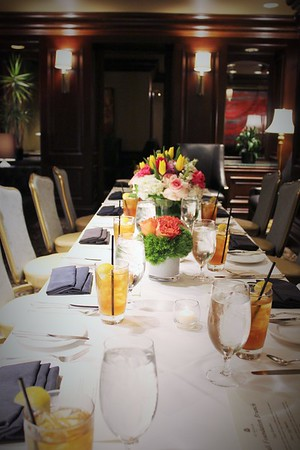 Peter Martino hosts brunch at The St. Regis Hotel for The Denali Foundation