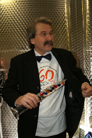 Petr Antonin Sr 60th birthday event in Czech Republic