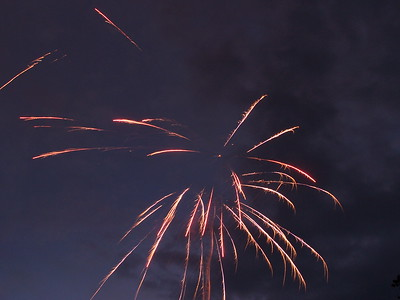 Fireworks - July 6th, 2007