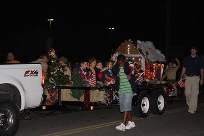 Pflugerville 2007 Holiday Stroll Parade