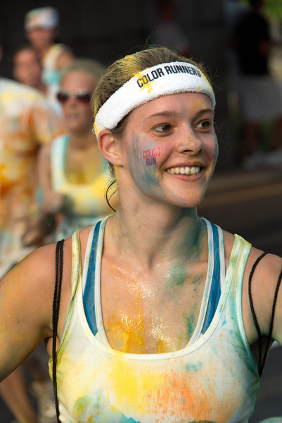 2012 Philadelphia 5K Color Run