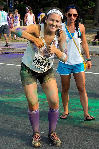 2012 Philadelphia 5K Color Run