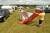 First official day of camping at the Philadelphia Folk Festival in Upper Salford.   Thursday, August 14, 2014.   Photo by Geoff Patton
