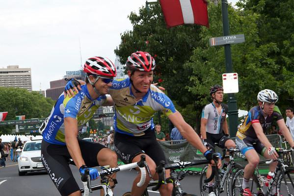 Philadelphia International Championship 2012 Bike Race