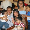 With my NEDA/ADB friends, Alvin (with son AJ) and Thennie (with son Aiden) and Fel's son CEF (my inaanak)