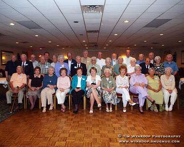 Class Reunion Photo