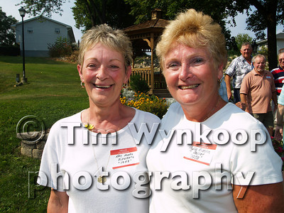 Kay Marx Piperato and Phyllis Eichlin Balliet, Class of 1958