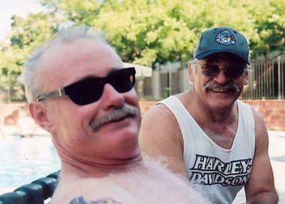 Pat G. & Ron Simoni (Santa Cruz)