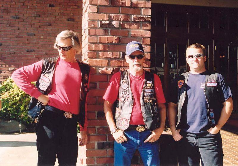 Jerry, JR & Ron