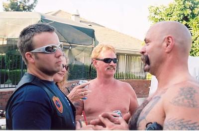Ron Peterson (Fresno) & Warren