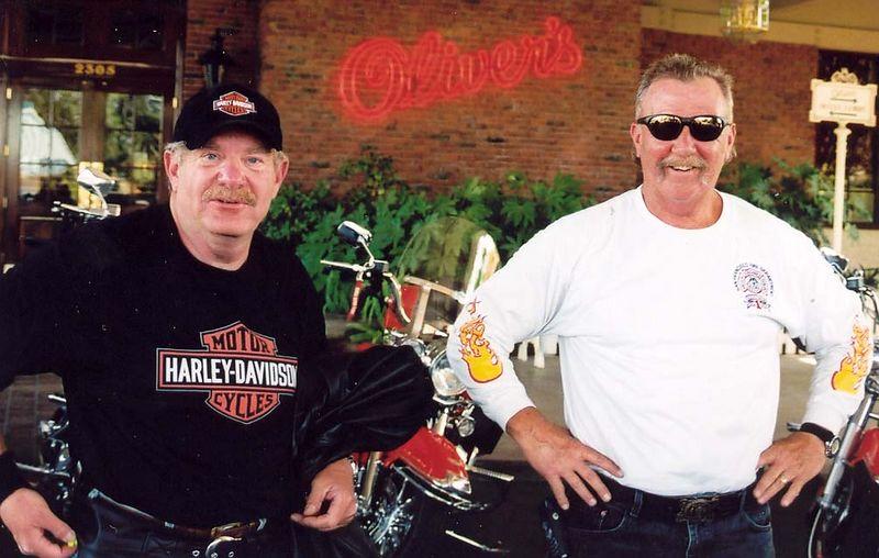 Howard & Steve