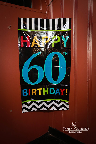 Philura McGahee 60th Celebration