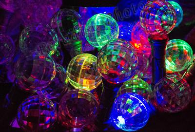 Lighted balls  zoo2180