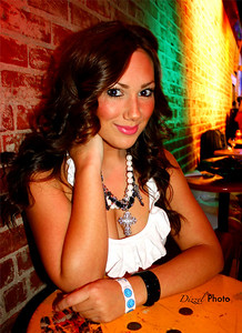 Photo by Frank Dizzel. Model Sabrina Loera