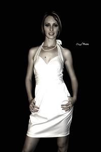 Photo by Frank Dizzel. Model Jennifer Manis