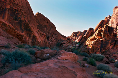 the colors were beautiful, can see why it is called Valley of Fire