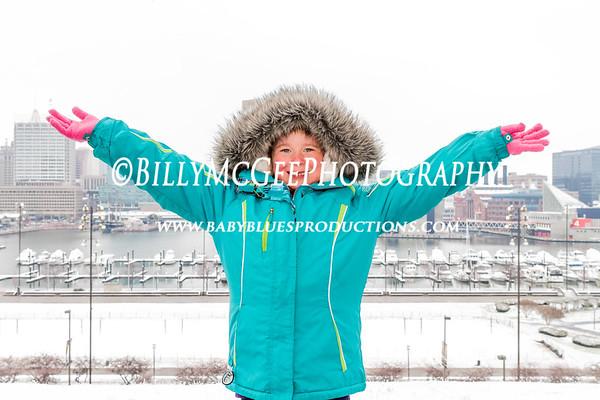 Inner Harbor - Federal Hill - 21 Jan 12