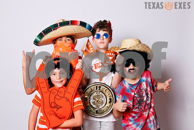 Texas Exes Photobooth Texas vs. K-State 11/19/11