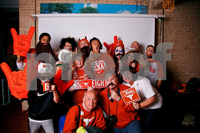 Texas Exes Photobooth Texas vs Kansas 10/29/11