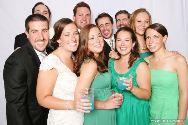 Patrick and Melissa's Wedding