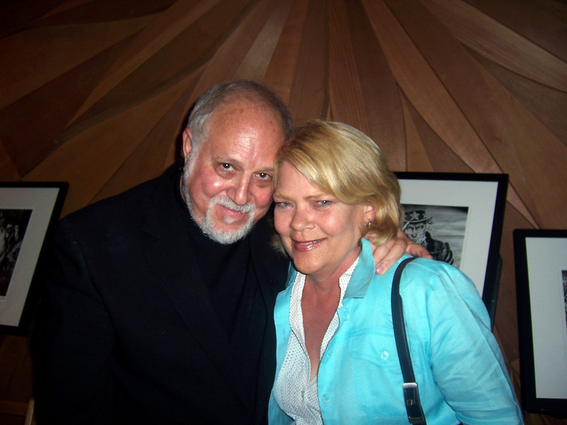 Robert Altman and Holly Rogers. These two had fun in the marriage zone during the late 70's. She ran her model agency while he toiled in the studio.
