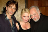 "Hotelier and rocker Rudy Columbini  with a lovely lass and Rob knowing where the talent is.<br /> <br /> Visit Rudy  -->  <a href=""http://www.theurs.com/"">http://www.theurs.com/</a>"