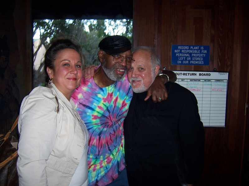 Debrah Hall and Merl Saunders and Rob