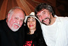 "Robert with musicians and restauranteurs Eddy and Quentin Navia (Peña Pacha Mama)<br /> <br /> Visit them!  -->  <a href=""http://penapachamama.com/"">http://penapachamama.com/</a>"