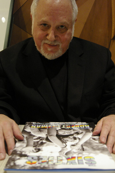 "Robert Altman, photographer, ""The Sixties"" booksigning at the Record Plant, Sausalito, CA, August 30, 2007.<br /> <br /> Visit Robert   -->  <a href=""http://www.altmanphoto.com/"">http://www.altmanphoto.com/</a>"