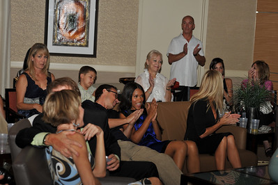 Download high quality free photographs of TMG Films screening of 'Strip Vegas' at Allure Condos in Las Vegas with ISVodka sponsor. Paolo Sadri, President of TMG Films discusses this special screening. TMG produces feature films and TV programming in both English and Spanish. Fast growing TMG was founded in 2002 and has offices in Los Angeles, Las Vegas and Miami. Photographs by Mark Bowers for www.ISVodka.com