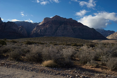 Photographs of Red Rock Canyon and mountains in Northwest Las Vegas, Nevada, where Charleston Blvd. ends and becomes Red Rock Canyon Park.
