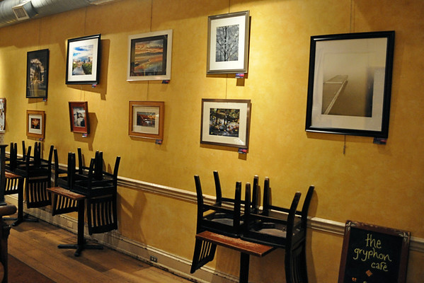 Gryphone Cafe, Wayne PA - November 2011