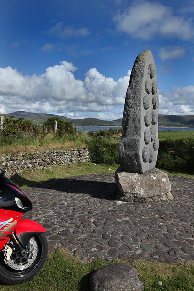 19. Kerry<br /> Dun An Oir memorial, @ Smerwick Harbour 3K N of Ballyferriter