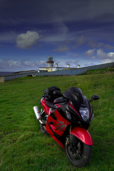 1. Donegal<br /> St John's Point Light House, 10K SW of Dunkineely