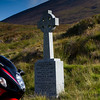17. Waterford<br /> 1987 air crash memorial cross on the Vee, 10K N of Lismore